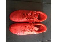 Kids adidas football shoes