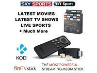 •*´¯`*•.¸ Amazon Fire TV STICK + BOX 4K•*´¯`*•.¸* KODI *EVERY ADDON