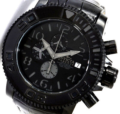 "INVICTA 59MM "" SEA HUNTER "" LIMITED EDITION VALGRANGE A07.211 AUTO CHRONO - NEW"