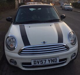 Mini cooper 1.6 Diesel. ONO CONSIDERED.