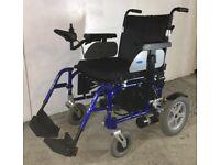 Extra Large travel electric wheel chair - Wheel Tech Energi