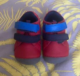 First Baby walking shoes