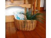 Rectangular Vintage Basket