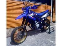 Yamaha WR 125x 2012