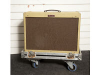 FENDER BLUES DELUX REISSUE.