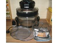 Almost New Daewoo Electric Halogen Air Fryer.