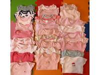 (55) Baby vests - bundle