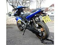 WK GTR 50cc -