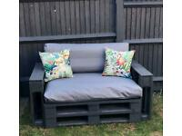 Pallet Sofa Chair Garden Furniture