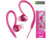 Jvc splash proof headphones