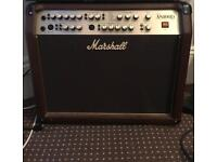 MARSHALL AS100D GUITAR + VOCAL AMP