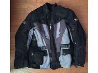 Targa Motorbike Jacket - Plenty of armour - Size XXL - £25