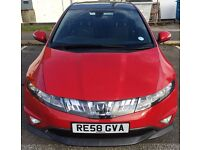 Honda Civic Type S GT Low Mileage