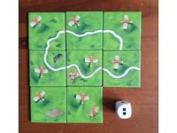 Carcassonne Mini Expansion 1 The Flying Machines