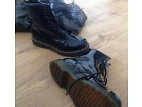 Doc Martin boots size 6