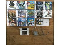 Nintendo DSi Pokemon White Console Bundle.