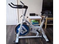 Exercise bike very strong frame