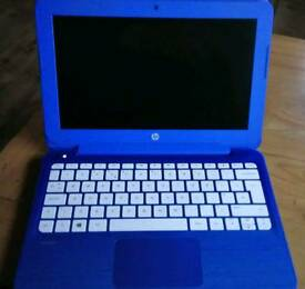 "HP Stream 11 / N3050 / 2GB Ram 32GB SSD / 11"" / Windows 10 -NEW CONDITION - URGENT £110 ono"