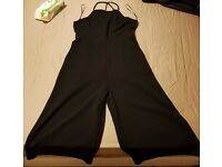 New Look culotte jump suite size 14