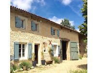 Beautiful French Farmhouse in Charente
