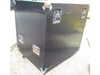 Flight case for sale.