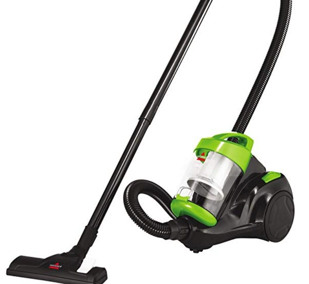 Bissell Zing Bagless Canister Vacuum Cleaner Multi Surface C