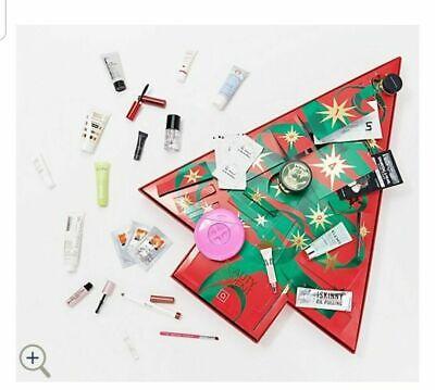 QVC Beauty Christmas Advent Calendar 24-Piece Sample Collection NEW