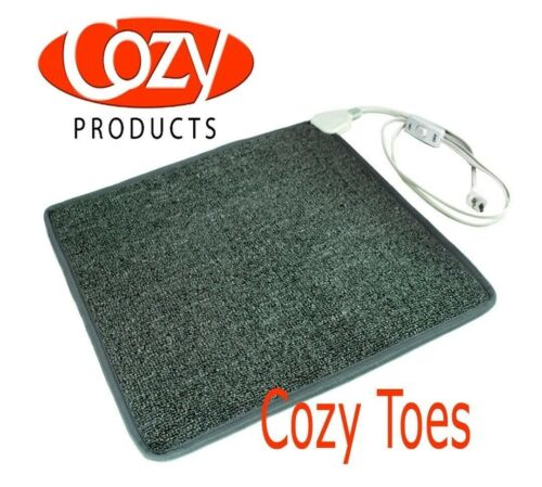 Cozy Toes Carpeted Foot Warmer Heater