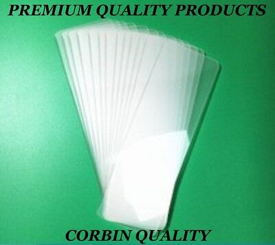 500 Bookmark Laminating Pouches Laminator Sleeve 2-18 X 6 5 Mil Clear Quality