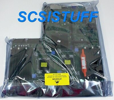 NEW quantity 5x R710 motherboard V2 version YMXG9 works with all 55xx 56xx cpus