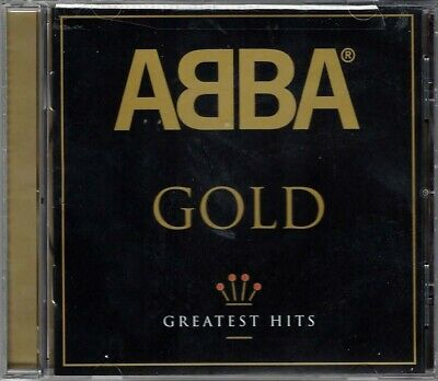 "ABBA  ""GOLD (GREATEST HITS)""  CD"