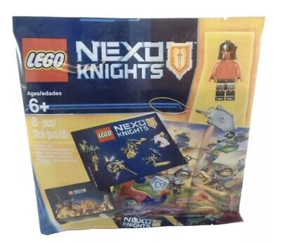 LEGO Nexo Knights Intro Pack Promo Polybag 5004388 Brand New