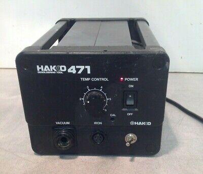 Hako 471 Desoldering Tool