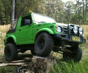 1994 Suzuki Sierra SWB Port Macquarie Port Macquarie City Preview