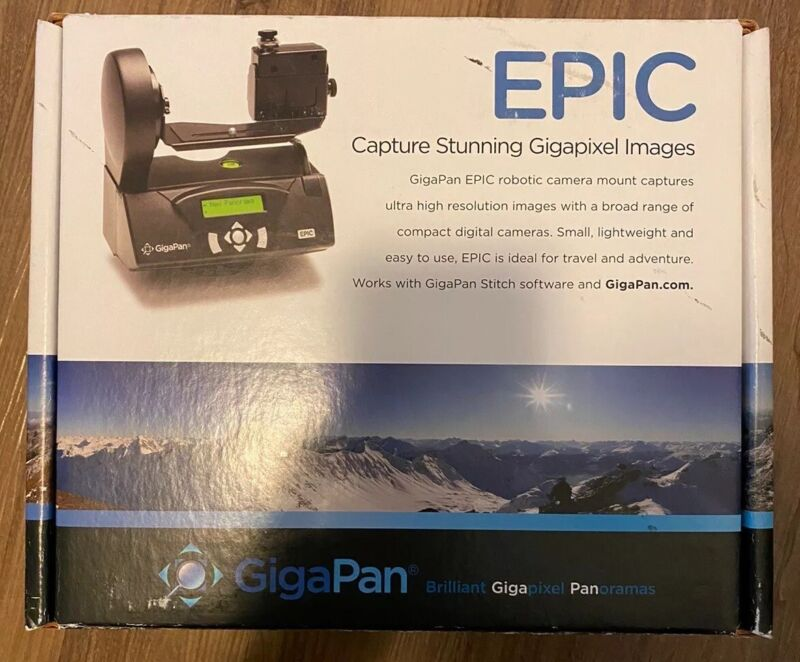 Great Condition GigaPan Epic Robotic Camera Mount