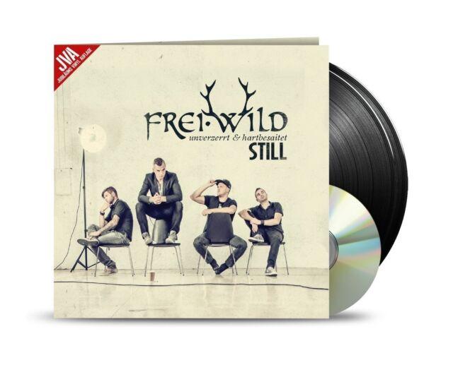 FREI.WILD - STILL (JVA-JUBILÄUMS VINYL AUFLAGE)  4 VINYL LP NEU