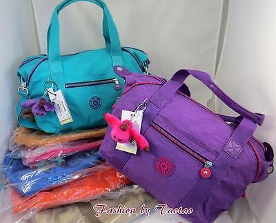New w Tag Kipling Art U Sm Handbag Travel Tote