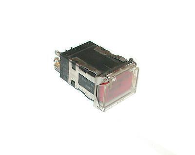 Micro Switch Aml 21 Momentary Illuminated Emergency Power Off Pushbutton