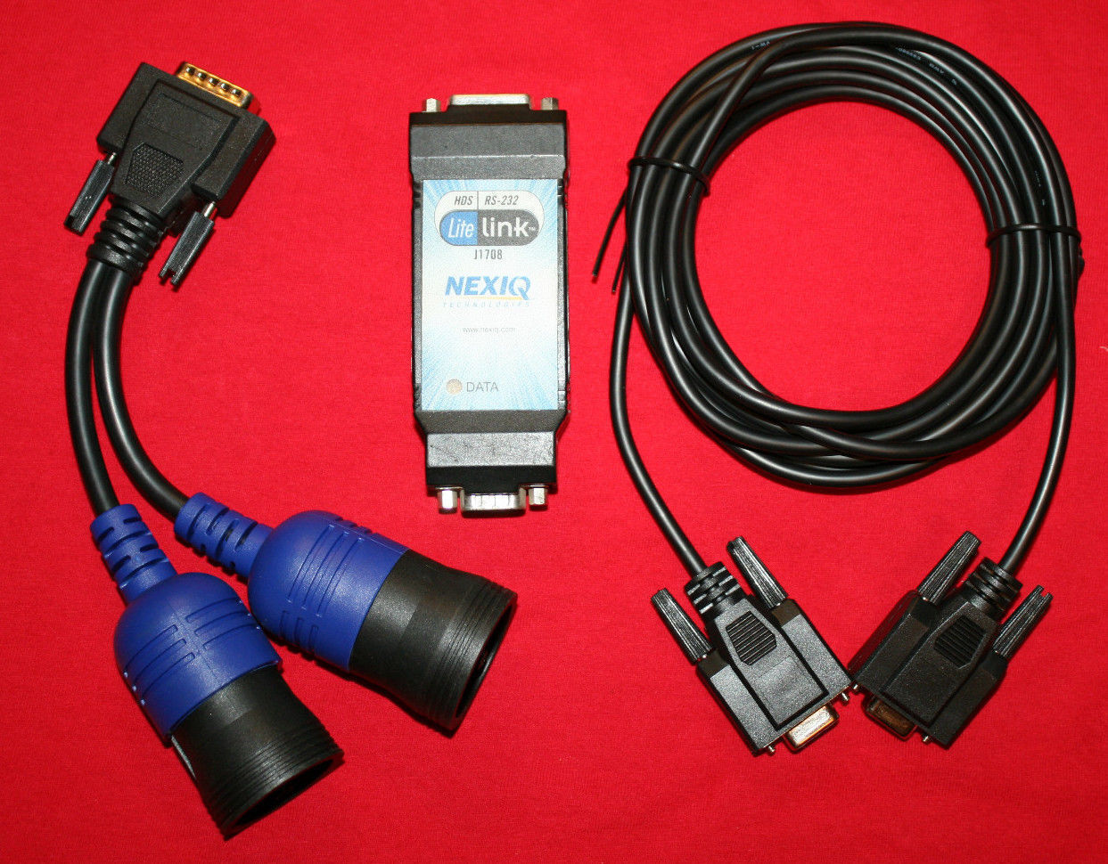 Nexiq Lite Link Hds Heavy Duty Truck Vehicle Interface Snap On Modis Magikey Usb Used For Sale