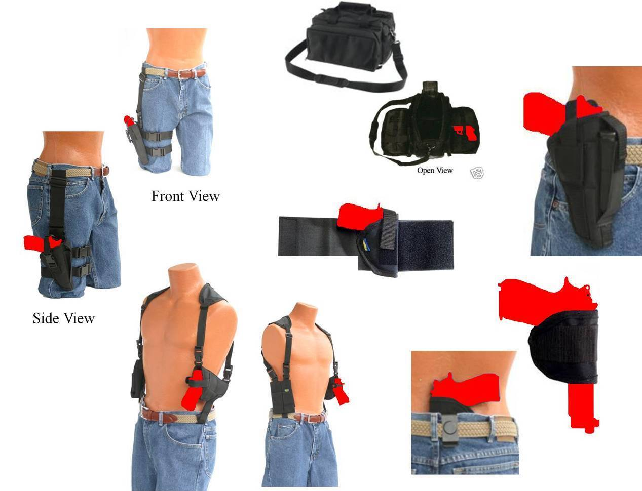 Quality Holsters