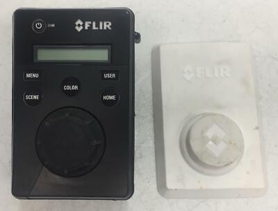 FLIR Raymarine Thermal Camera Joystick, POE Injector 500-0385-00