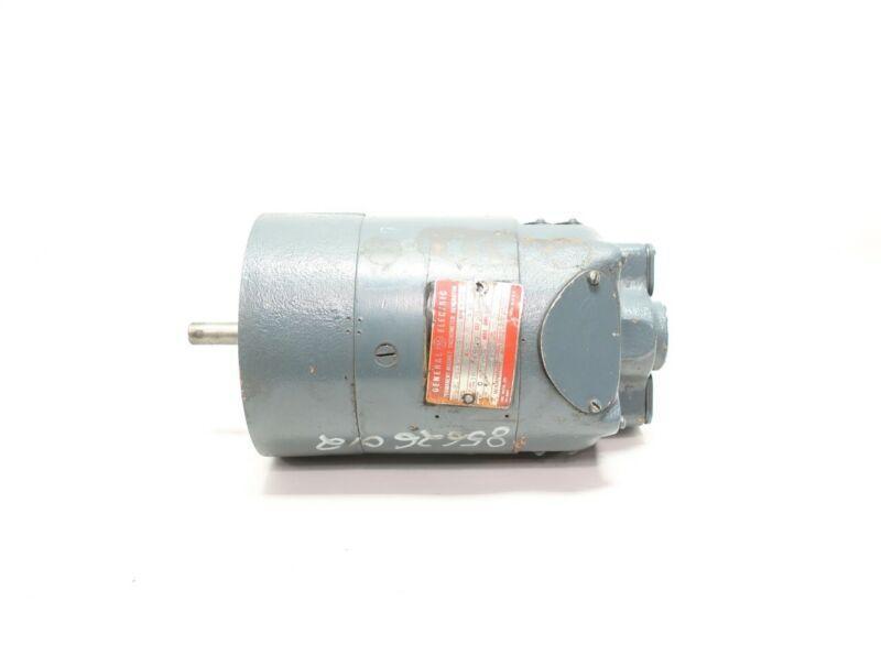 General Electric Ge 5BC46AB1590B Tachometer Generator 50v-dc 1000rpm