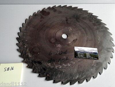 Sawmill Saw Blade 15-12 W 1 Arbor For Industrial Sb16