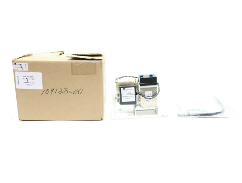 Knf PU1960-N811-3.07 Diaphragm Vacuum Pump 115v-ac