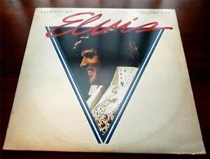Elvis-Presley-Elvis-Greatest-Hits-Volume-One-1981-RCA-2347-Embossed-VG