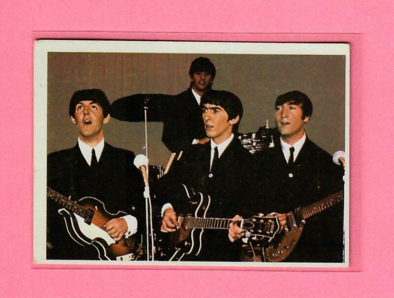 The Beatles Diary US Original Topps 1960