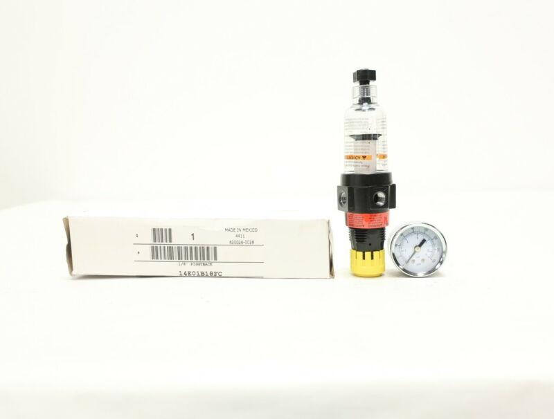 Parker 14E01B18FC Pneumatic Filter-regulator 1/8in Npt 150psi