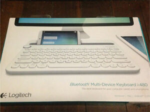 Logitech Bluetooth multi-device keyboard. Girrawheen Wanneroo Area Preview