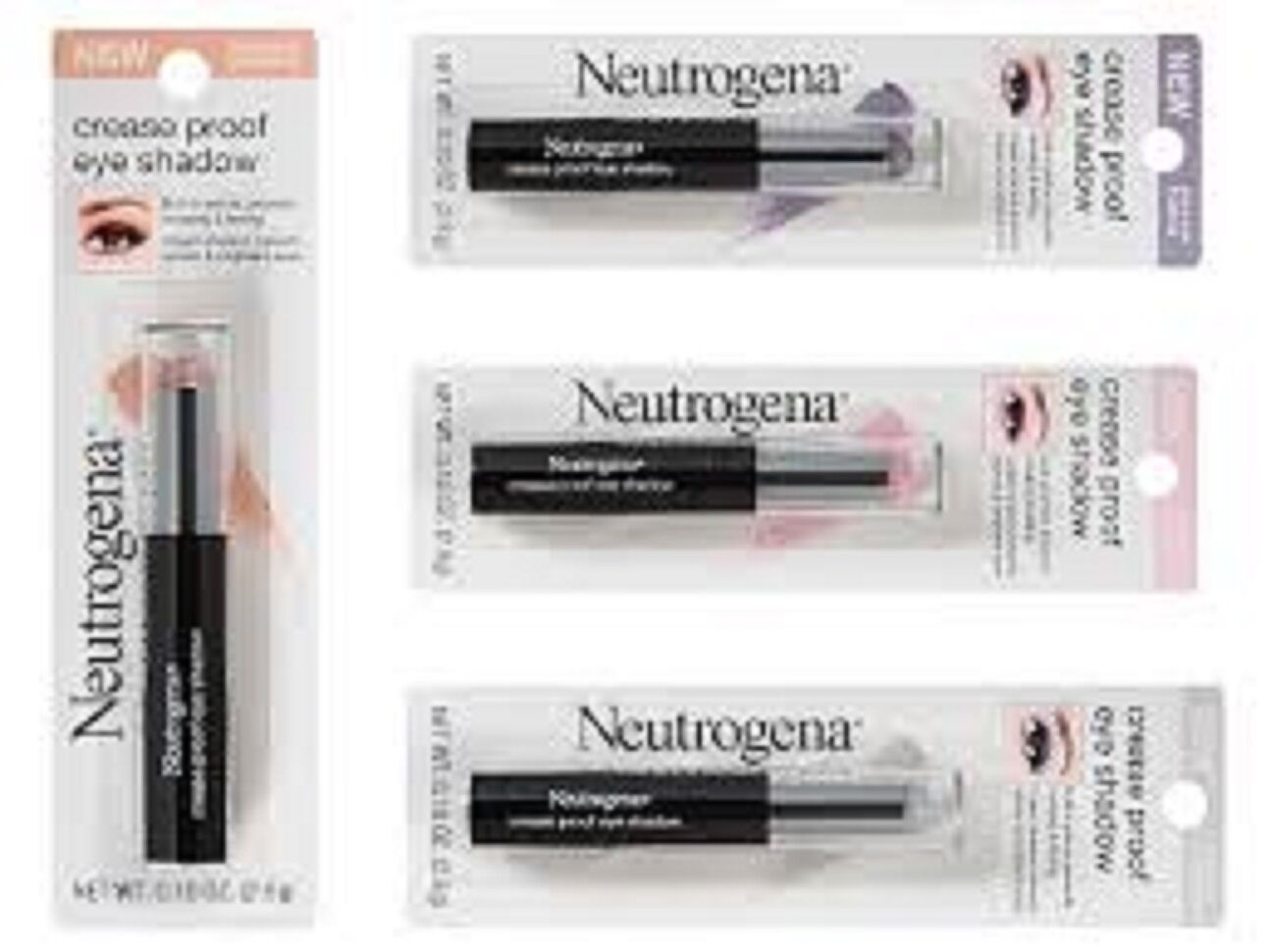 Neutrogena Crease Proof Eye Shadow With Built-In Primer .10