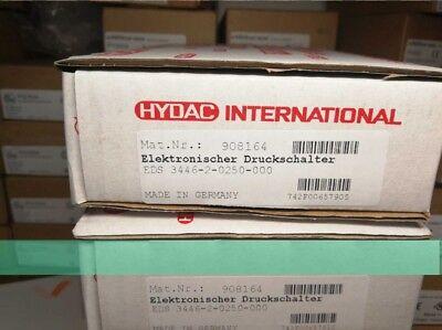 1pcs New Hydac Eds 3446-2-0250-000 In Box
